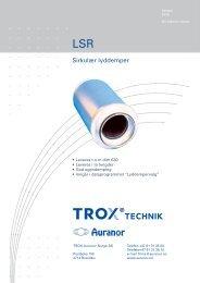 LØV-R LSR - TROX Auranor Norge as