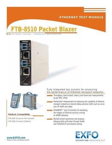 Ethernet Test Module - TRS-RenTelco
