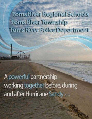 Full page fax print - Toms River Regional Schools