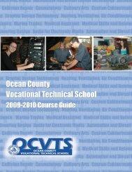 OCVTS Course Guide - Toms River Regional Schools