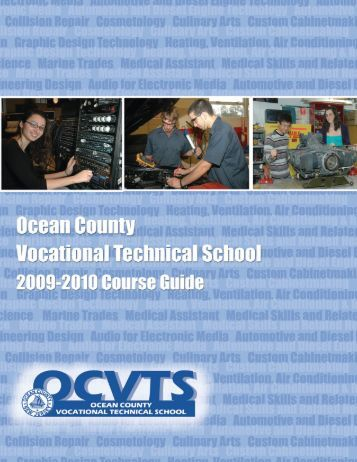 OCVTS Course Guide - Toms River Regional Schools