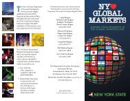 expand your presence in the global marketplace. - Empire State ...