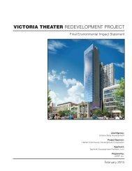 Victoria Theater Redevelopment Project - Empire State ...