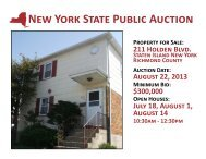 211 Holden Boulevard Brochure - New York State Surplus Properties