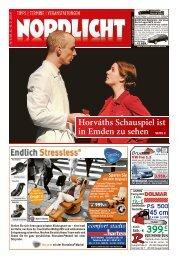 Horváths Schauspiel ist in Emden zu sehen SEITE 2 399