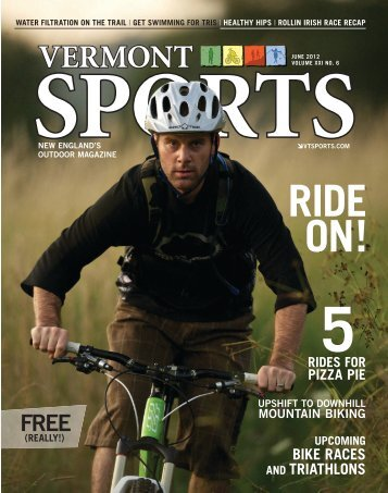 race recap - Vermont Sports Magazine