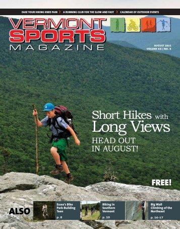 Long Views - Vermont Sports Magazine