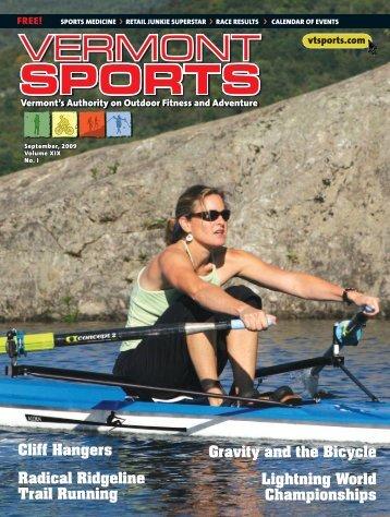 September 2009 - Vermont Sports Magazine