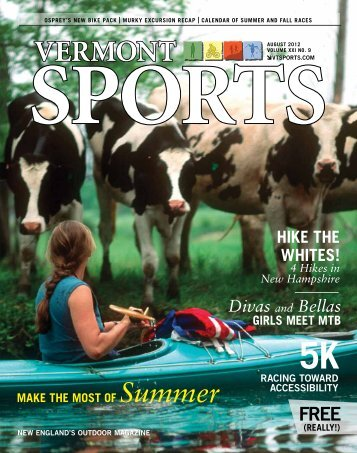 calendar of events - Vermont Sports Magazine