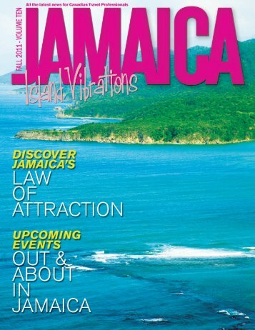 SPOTLIGHT ON ATTRACTIONS - Jamaica Tourist Board