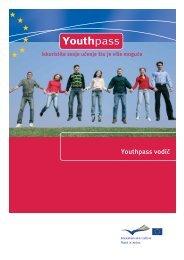Youthpass vodiču - Agencija za mobilnost i programe EU