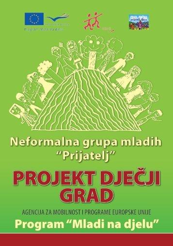 brošure - Agencija za mobilnost i programe EU