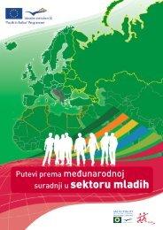 Putevi prema međunarodnoj suradnji u sektoru mladih - Agencija za ...