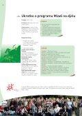 Putevi prema međunarodnoj suradnji u sektoru mladih - Agencija za ... - Page 4