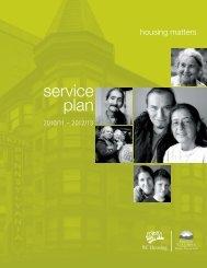 2010/11 - 2012/13 Crown Service Plans - Budget