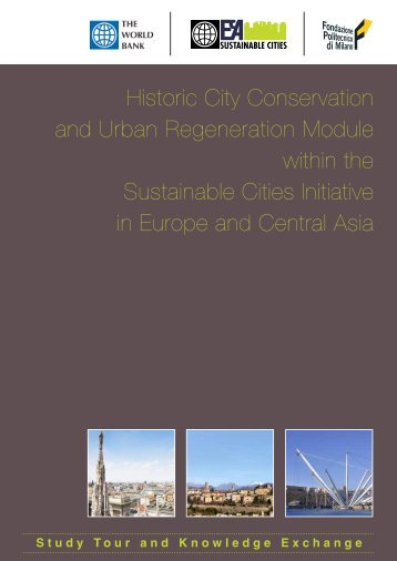 Historic City Conservation and Urban Regeneration Module within ...