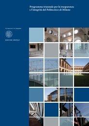 2012_06_21_piano_trasparenza.pdf (558 KB) - Politecnico di Milano