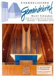 Oktober - November 2011 - Evangelisch-Lutherische ...