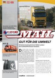 GUT FÜR DIE UMWELT - TruckForce