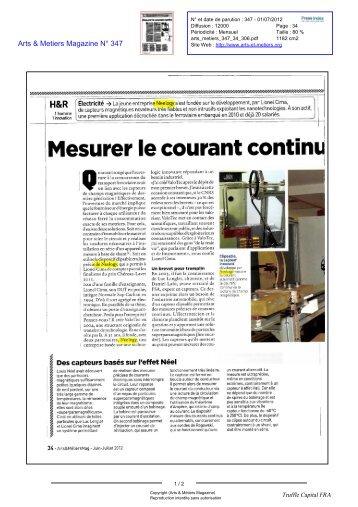 courantcontinu - Truffle Capital