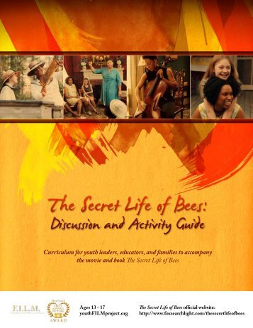 Curriculum for youth leaders, educators, and families to accompany ...