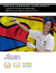 Service Learning Supplement (PDF) - Heartland Truly Moving Pictures