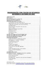 descarregar em .pdf - Cine-Teatro de Estarreja