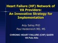 PDF handout - HSR&D