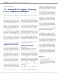 VHA: Designing Tomorrow's Veteran-Centered Model of Care - HSR&D - Page 5