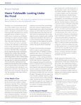 VHA: Designing Tomorrow's Veteran-Centered Model of Care - HSR&D - Page 7