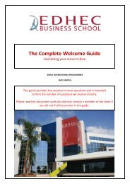 The Complete Welcome Guide - Live@Lund