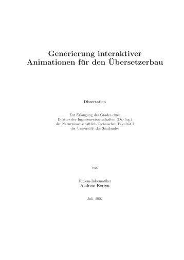 PDF-file - Arbeitsbereich für Algorithmen und Datenstrukturen