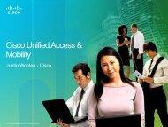 Customer Cisco Mobility Services and Portfolio - Equanet