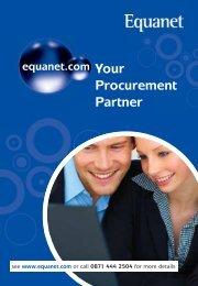 Your Procurement Partner - Equanet