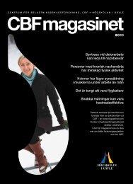 CBFmagasin_2011_web - Högskolan i Gävle