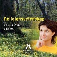 Religionsvetenskap_webb - Högskolan i Gävle