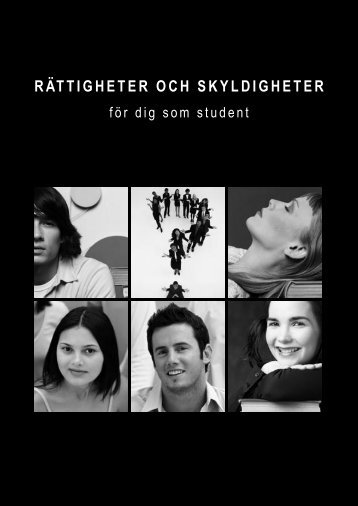 Rättigheter och skyldigheter för dig som student - Högskolan i Gävle