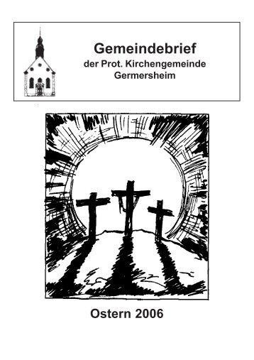 Fragebogenaktion zu unserer Gemeinde - Evangelische Kirche der ...