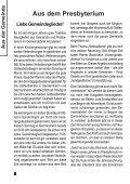 Fragebogenaktion zu unserer Gemeinde - Evangelische Kirche der ... - Seite 6