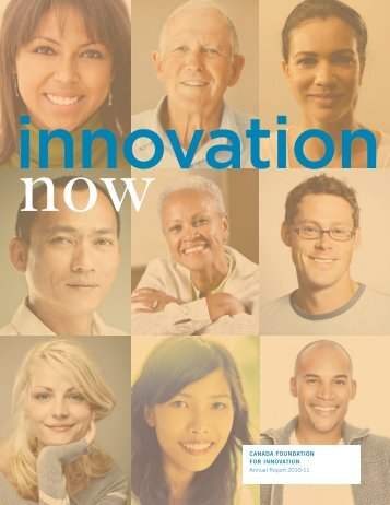 Download 2.4 MB (PDF) - Canada Foundation for Innovation