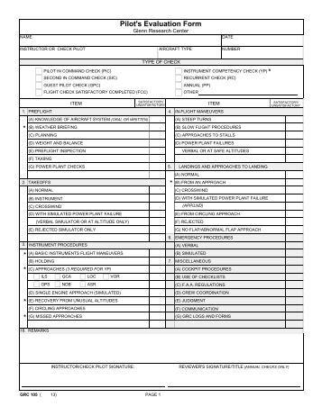 CHEMICAL INVENTORY USAGE FORM - Nasa