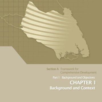 CHAPTER 1 - Iskandar Malaysia