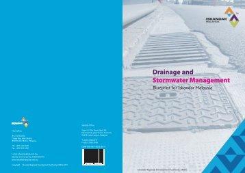 Drainage and Stormwater Management - Iskandar Malaysia