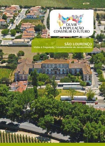 Caderno da freguesia de São Lourenço (janeiro 2011) - Câmara ...