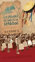 Festival de Música de Setúbal - Câmara Municipal de Setúbal