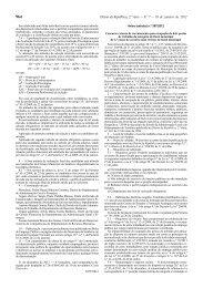 N.º 7 — 10 de janeiro de 2012 - Diário da República Electrónico