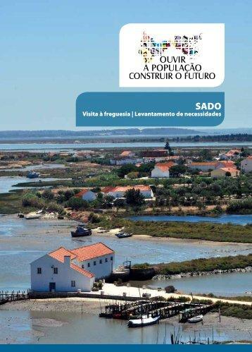 Caderno da freguesia do Sado (setembro 2011) - Câmara Municipal ...