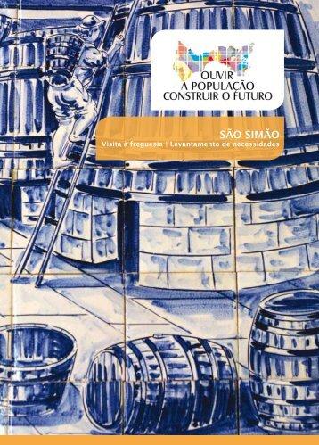 Caderno da freguesia de São Simão (fevereiro 2011) - Câmara ...