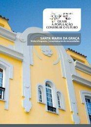 SANTA MARIA DA GRAÇA - Câmara Municipal de Setúbal