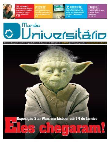 Exposição Star Wars em Lisboa, até 14 de Janeiro - Mundo ...